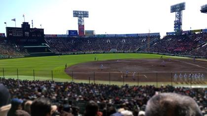 春の選抜高校野球が始まりました!!