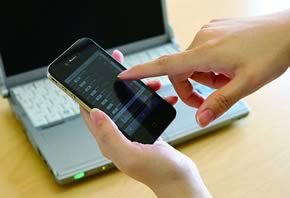 スマートフォンアプリなどのGUI設計